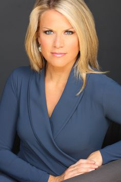 Martha MacCallum Stands A Chance To Be Fox's New Leading Lady