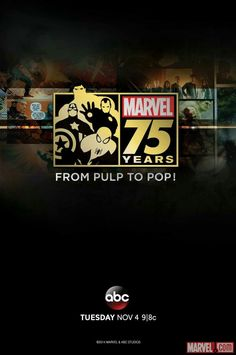 CAN'T WAIT !!! Marvel 75 Years