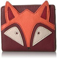 MINI WALLET RFID MINI WALLET LAVA Wallet, FOX, One Size F...