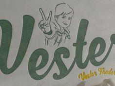 #letterpress #geboortekaart #ontwerp:Studio Sijm  #geelgroen #geboortekaartenonline.nl
