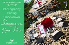 Photography Pricing and Packages — PhotoMint