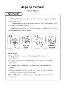 """CANTINHO DA TIA PRI: LIVRO COM ATIVIDADES """"OFICINA DE JOGOS"""" vol.1"""