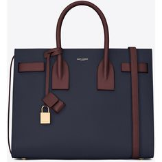 Saint Laurent Classic Small Sac De Jour Bag ($2,445) ❤ liked on Polyvore featuring bags, handbags, yves saint laurent handbags, yves saint laurent, embossed handbags, yves saint laurent bags and yves saint laurent purses