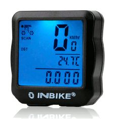 Cuentakilómetros Digital Multifunción Bicicleta Inbike IC528 Te presentamos este…
