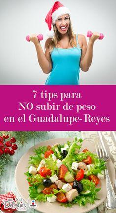 7 tips para NO subir de peso en el Guadalupe-Reyes | CocinaDelirante