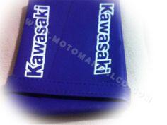 SEAT COVER KAWASAKI KLX 650 VIOLET!! FREE SHIPPING WORLWIDE
