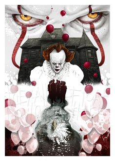 IT (2017) by Niclas Mortensen