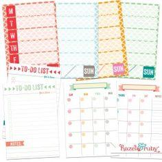 93 Best A5 Planner Printables Images Calendar Free Printables
