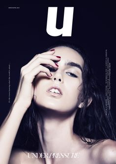 COMING SOON / Alexia Bellini  photographed by Vitor Pickersgill / Issue #97