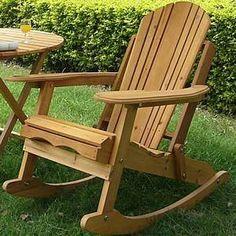 garden rocking chairs | Bowland Garden Rocking Chair Reviews - Garden Furniture | dooyoo.co.uk