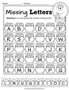 Alphabet Printables - | Worksheets, Children working and Activities