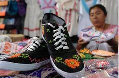 Tenis Kanan. Diseños mexicanos. Diseños únicos y exclusivos. ¡Adquiérelos ya!