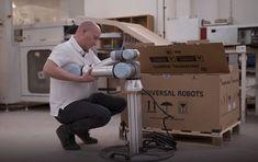 Universal Robots (universal_robot) on Pinterest