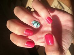 My own shellac nails!