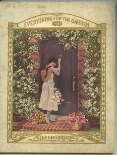 Everything for the garden in 1923