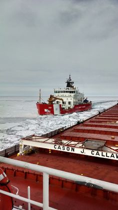 Great Lakes freighter Cason J. Callaway