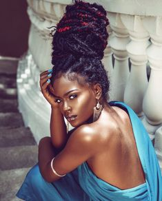 dark skin girls Nigerian braids hairstyles have gained widespread acceptance globally for giving out a marvelous look. Now, anyone can adopt these hairstyles Beautiful Dark Skinned Women, My Black Is Beautiful, Beautiful Pictures, Nigerian Braids Hairstyles, Curly Hairstyles, Black Hairstyles, Protective Hairstyles, Protective Styles, Glamorous Hairstyles