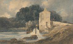 Thomas Girtin Watercolor