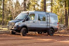 The Best 4x4 Mercedes Sprinter Hacks, Remodel and Conversion (88 Ideas)