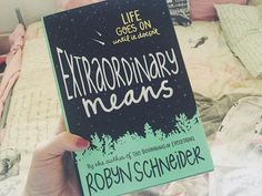 I got: Your next read is. . . Extraordinary Means by Robyn Schneider! Pick A Donut, Get A Book Recommendation!