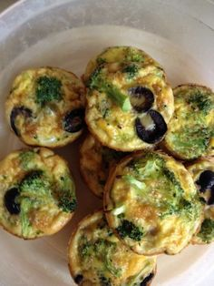 Recipe Tuesday: Clean Eating Broccoli Egg Muffins