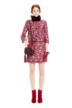 Kate Spade New York Fall 2016 Ready-to-Wear Fashion Show http://www.theclosetfeminist.ca/ http://www.vogue.com/fashion-shows/fall-2016-ready-to-wear/kate-spade-new-york/slideshow/collection#13
