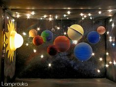 Kids Science Fair Projects, Solar System Projects For Kids, Solar System Activities, Solar System Crafts, Science Experiments Kids, Craft Activities For Kids, Science For Kids, Art For Kids, Astronomy Crafts