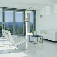 ARCO lamp - Castiglioni  Only had a year but desired many more - it brought the room to life.