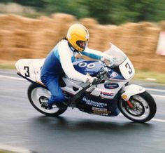Joey Dunlop 1987 Ulster Grand Prix