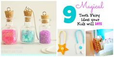 9 Magical Tooth Fairy Ideas your Kids will LOVE!