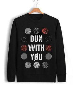Twenty One Pilots Dun With You Sweatshirt