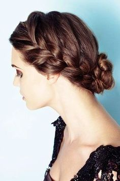Braided Hairstyle #braided #hair #hairstyle