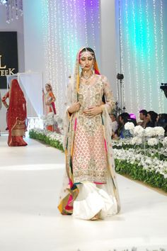 Fahad Hussain Bridal Wear Collection 2011 Pictures