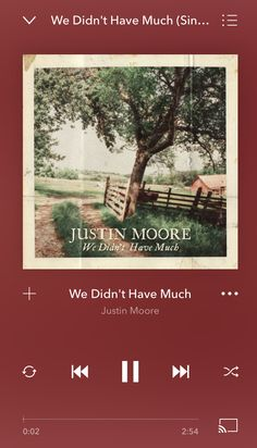 Country Playlist, Justin Moore, Country Music, Country