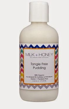 Milk and Honey Tangle Free Pudding Natural Hair Regimen, Natural Haircare, Natural Hair Tips, Natural Hair Growth, Natural Hair Journey, Natural Hair Styles, Going Natural, Mixed Hair Care, Black Hair Care