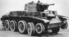 Polish 10TP Cruiser Tank