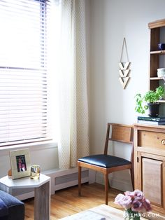 5 Things We Learned From This Small Space Makeover By Nate Berkus | Rue # Interiordesign