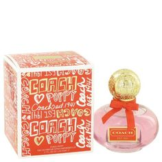 Coach Poppy by Coach Eau De Parfum Spray 1.7 oz / 50 ml for Women. A youthful and spirited fragrance, the initial spray of this fruity-floral scent delights with bright cucumber flower petals, juicy mandarin and the sparkling freshness of bright baby freesia buds. ||Includes: Eau de Parfum ||Scent: Mandarin, Gardenia, Freesia, Jasmine, cucumber ||Used For: Fragrance ||Package Quantity: 1 ||Product Warning: no warning applicable ||Made in the USA.