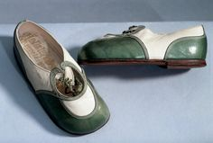 Shoes, Hellstern & Sons, circa 1938, via Royal Collection Trust.