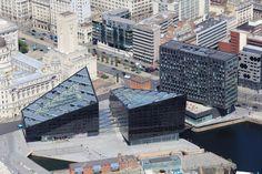 RIBA's New Nationa  Architecture Centre Will Celebrate Liverpool's Architectural History