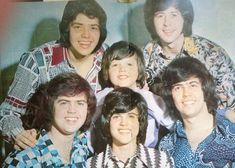 The Osmond Brothers and Jimmy