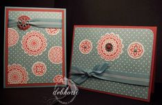 CC223--Circle Circus by debhorst - Cards and Paper Crafts at Splitcoaststampers