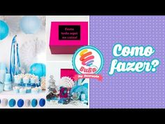 Festa Simples Frozen - YouTube