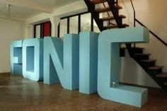 Loft, Letters, 3d, Furniture, Home Decor, Homemade Home Decor, Lofts, Home Furnishings, Fonts