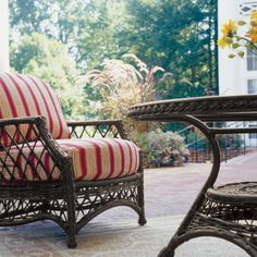 More ideas for your outdoor space or sunroom