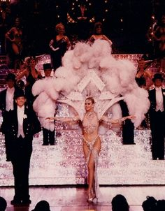 Linda Green - Showgirl at Jubilee until she retired at 51!