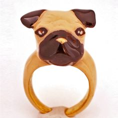 buymadesimple.com: Original Pug Ring