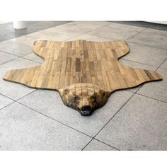 Эко-шкура медведа