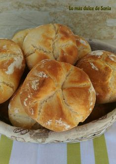 Pan Bread, Bread And Pastries, Sin Gluten, Bagel, Love Food, Food And Drink, Cooking Recipes, Favorite Recipes, Nutrition