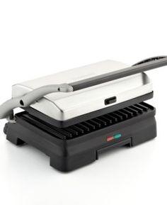 Cuisinart Gr-11 Griddler and Panini Press - Black